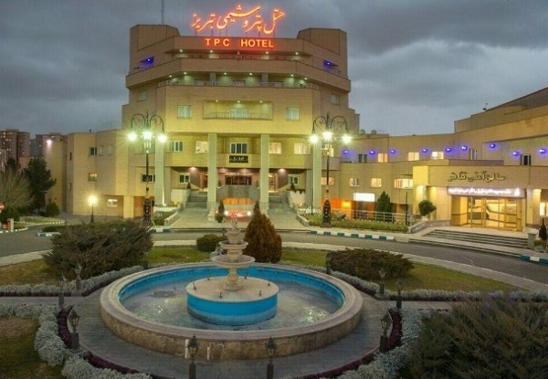هتل-پتروشیمی